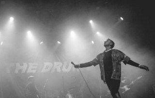 The Drums at The Fillmore, by Robert Alleyne