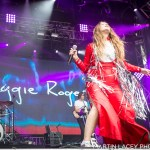 Maggie Rogers at Outside Lands 2017, by Martin Lacey