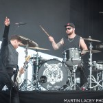 Royal Blood at Outside Lands 2017, by Martin Lacey