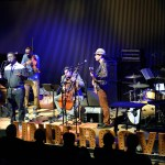 Ray Charles Tribute - Cosa Nostra Strings at SFJAZZ, by Jon Bauer