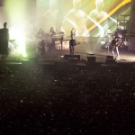 Portugal. The Man at the Greek Theatre, by Estefany Gonzalez