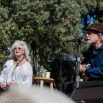 Lampedusa with Buddy Miller & Emmylou Harris at Hardly Strictly Bluegrass 2017, by Ria Burman