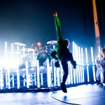 The Used at SF Masonic by Estefany Gonzalez
