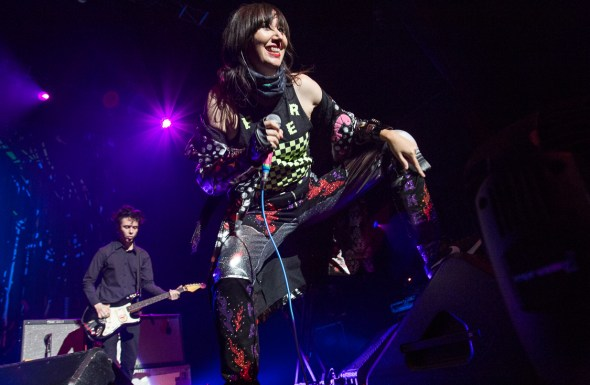 Yeah Yeah Yeahs at Fox Theater by Estefany Gonzalez