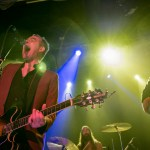 Ted Leo and the Pharmacists at Bimbo's, by Aaron Rubin