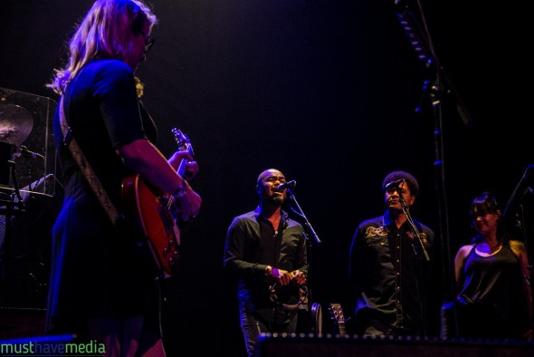Tedeschi Trucks Band at the Fox Theater, by Joshua Huver