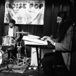 Grace Sings Sludge at Cafe Du Nord, by Ria Burman