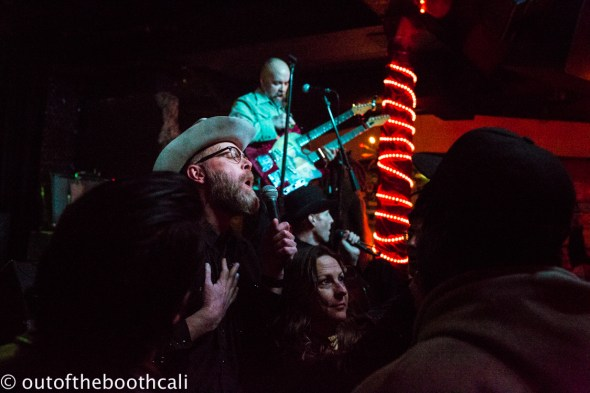 Slim Cessna's Auto Club at Bottom of the Hill, by Ria Burman