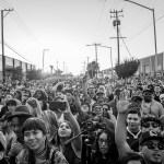 Crowd at Hiero Day, by Robert Alleyne