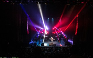 Galactic at The Warfield, by Joshua Huver