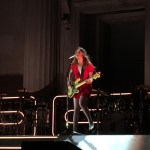 HAIM at the Greek Theatre, by Carly Perkins