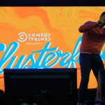Michael Kosta at Clusterfest 2018, by Jon Bauer