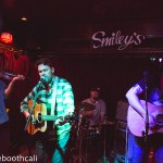 Austin Shaw at Smiley's Saloon, by Ria Burman