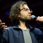 Kyle Mooney at Clusterfest 2018, by Jon Bauer