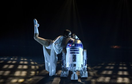 Photos: 'The Empire Strips Back' at the Warfield