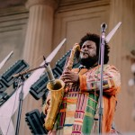 Kamasi Washington at the Greek Theatre, by Lilly Nguyen