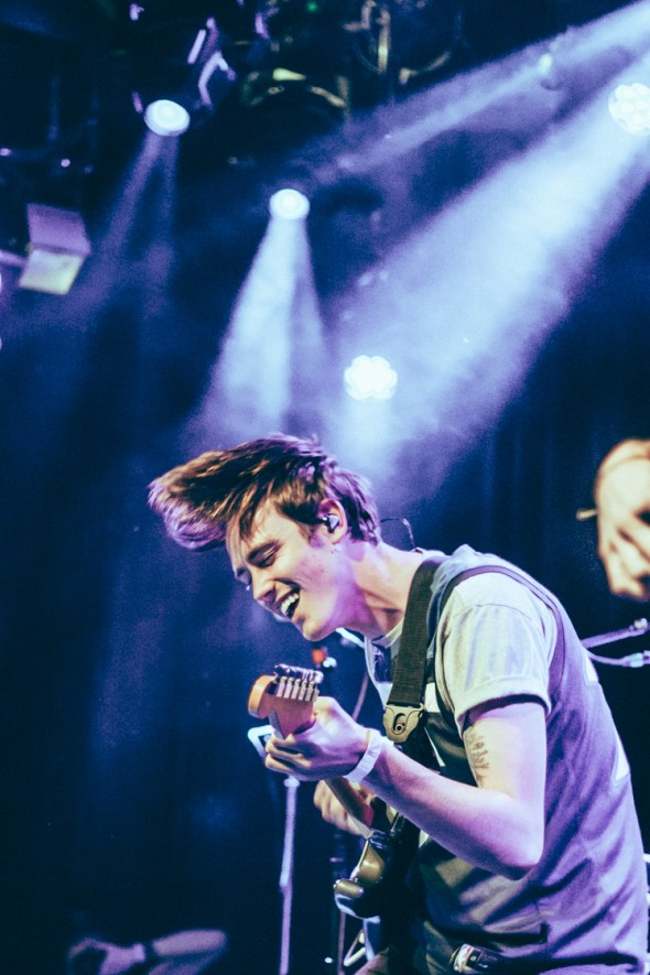 Hippo Campus at The Independent, by Lilly Nguyen