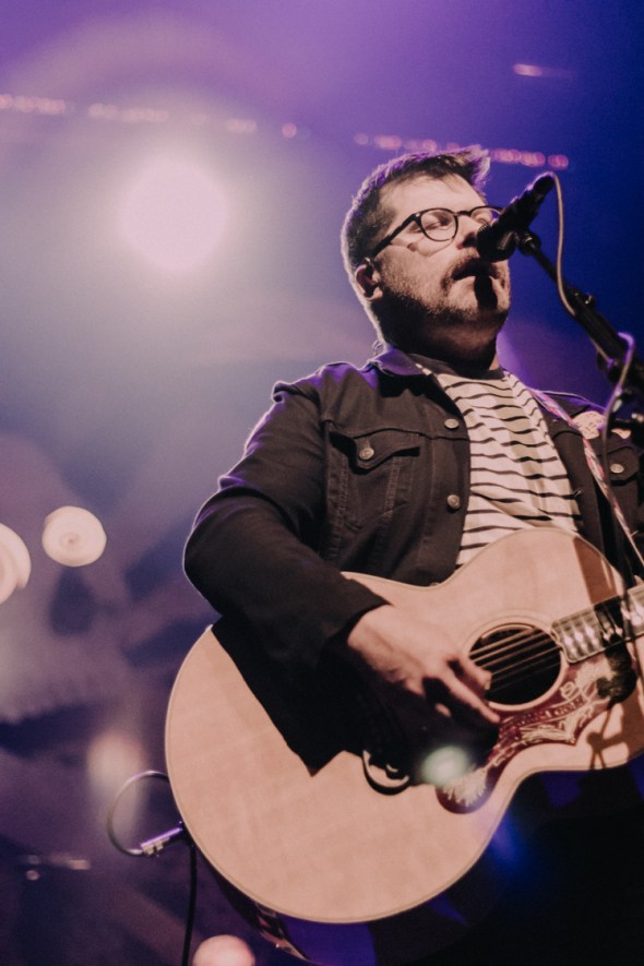 The Decemberists at the Greek Theatre, by Lilly Nguyen