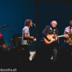 Sam Bush & Peter Rowan at SFJAZZ, by Ria Burman