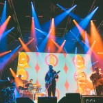 Portugal. The Man at Openair St. Gallen 2018 in Switzerland, by Ian Young
