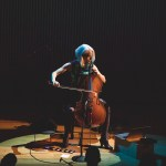 Zoe Keating at SFJAZZ, by Ria Burman