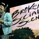 Broken Social Scene at the Outside Lands Music Festival 2018, by Jon Bauer
