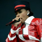 Janelle Monáe at the Outside Lands Music Festival 2018, by Jon Bauer