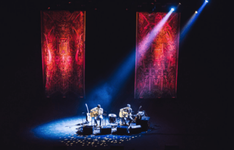 Review: Animal Collective Perform 'Sung Tongs' at the Fox Theater