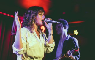 Pure Bathing Culture at Cafe du Nord, by Ian Young