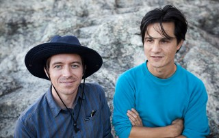 The Dodos - Photo by Andy De Santis