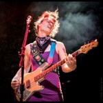 Speedy Ortiz at The Fillmore, by Patric Carver