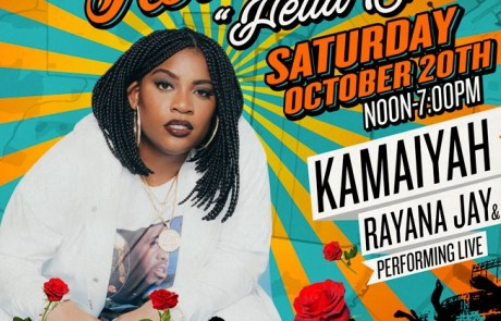 The Bay Bridged x Imprint.City Present: BayviewLIVE, featuring Kamaiyah