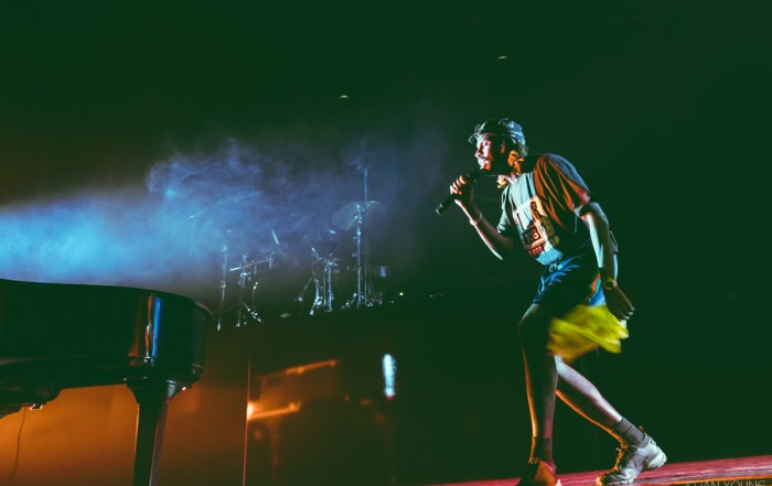 Photos: Blood Orange at the Fox Theater