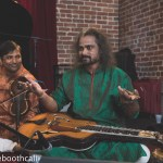 Poly Varghese at The Back Room, by Ria Burman