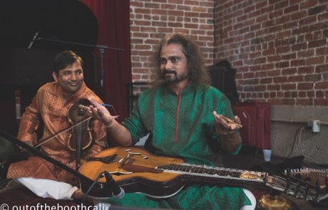 Photos: Poly Varghese at the Back Room