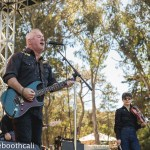 Jon Langford and The Sturdy Nelsons at Hardly Strictly Bluegrass 2018 in Golden Gate Park, by Ria Burman