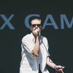 Alex Cameron at Treasure Island Music Festival 2018, by Priscilla Rodriguez