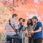 Darlingside at Hardly Strictly Bluegrass 2018 in Golden Gate Park, by Ria Burman
