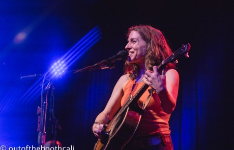 Photos: Andrea Gibson opens for Ani DiFranco at the Fillmore