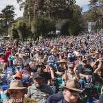Dry Branch Fire Squad at Hardly Strictly Bluegrass 2018 in Golden Gate Park, by Ria Burman