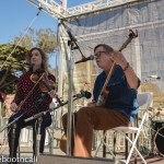 Kieran Kane & Rayna Gellert at Hardly Strictly Bluegrass 2018 in Golden Gate Park, by Ria Burman
