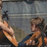 Kacy & Clayton at Hardly Strictly Bluegrass 2018 in Golden Gate Park, by Ria Burman