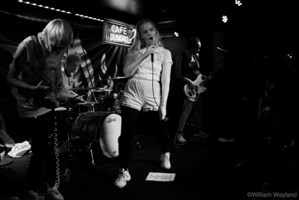 Dream Wife at Cafe du Nord, by William Wayland