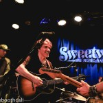 John Oates & The Good Road Band at Sweetwater Music Hall, by Ria Burman