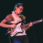 Lina Tullgren at the Starline Social Club, by Ian Young