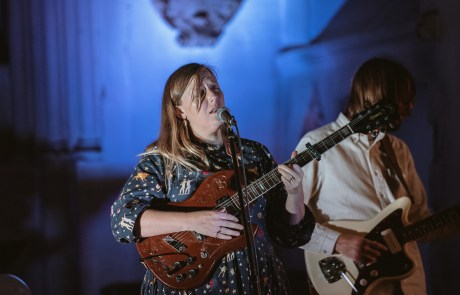 Beyond The Bay: Kacey Johansing interview at the St. Pancras Old Church, London