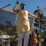Aki Kumar at Hardly Strictly Bluegrass 2018, by Ria Burman