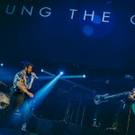 Young the Giant at Not So Silent Night 2018, by Norm deVeyra