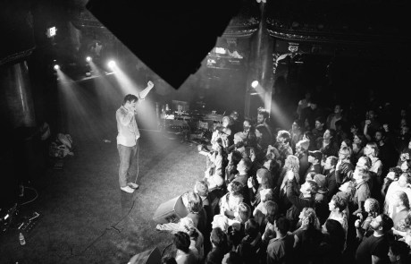 Photos: John Maus at Great American Music Hall