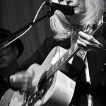 Emmylou Harris at the Great American Music Hall, by Carolyn McCoy